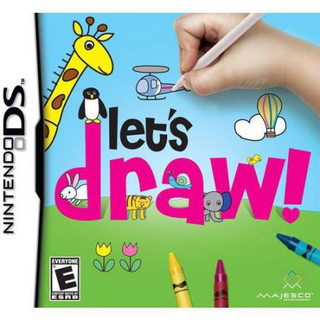 Majesco Sales, Inc. Let's Draw - Pre-Played