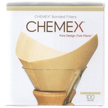 Chemex Unbleached Filter Squares