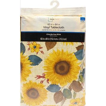 Mainstream International Mainstays Sunflower 60x84 Peva Tc