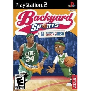 Atari Backyard Basketball 2007 PS2