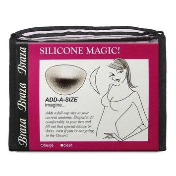 Braza Clear Silicone Magic Add A Size