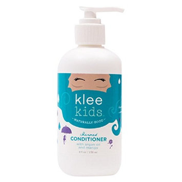 Luna Star Naturals Klee Kids Charmed Conditioner with Argan Oil and Mango Butter, 8 Ounce