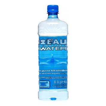 The Real Water Real Water Alkalized Water, 33.8 Fl Oz