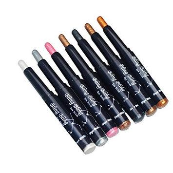 Binmer(TM) Beautiful Highlighter Eyeshadow Pencil Cosmetic Glitter Eye Shadow Eyeliner Pen
