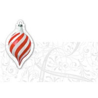 White Winter Christmas Placecards 12 Per Pack