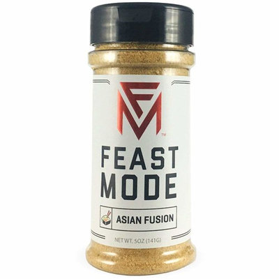 Feast Mode Flavors - Asian Fusion