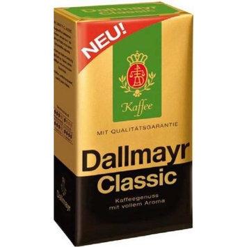 Dallmayr Classic Ground Coffee - 17.6 Oz/500g