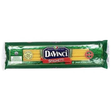 Da Vinci Organic Spaghetti, 16 OZ (Pack of 2)