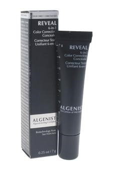 Reveal 6-in-1 Color Correcting Concealer - Light by Algenist for Women - 0.25 oz Concealer