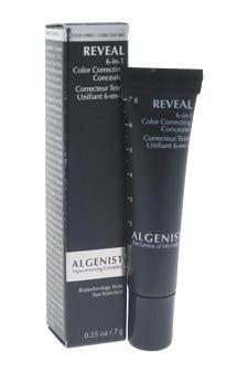 Reveal 6-in-1 Color Correcting Concealer - Light by Algenist for Women - 0.25 oz Concealer