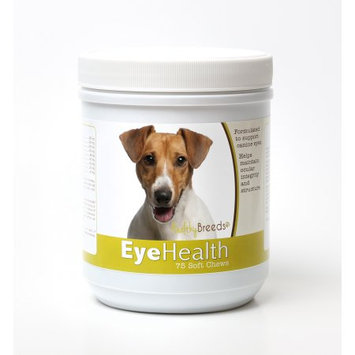Healthy Breeds 840235145806 Jack Russell Terrier Eye Health Soft Chews - 75 Count
