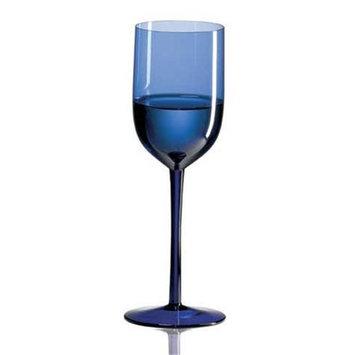 Ravenscroft Crystal W6510 Cobalt Blue Long Stem Mineral Water- Set of 4