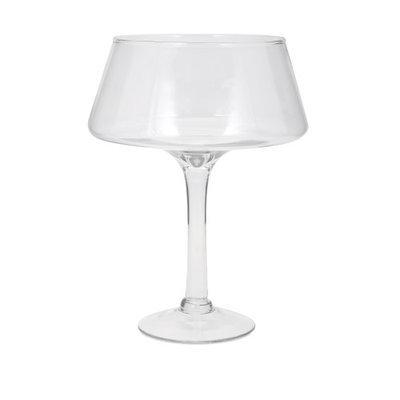 Imax Corporation Imax 85850 Hedy Glass Pedistal Bowl - Large