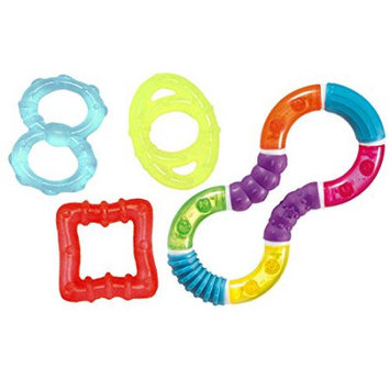 Bright Starts Chill Out Teether with Twisty 8 Teether