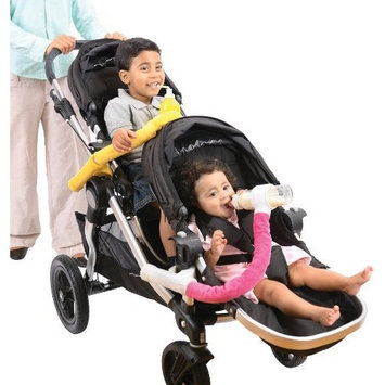 Baby Bottle Holder Mothers 3rd Arm Boy/ Girl 2 Pack