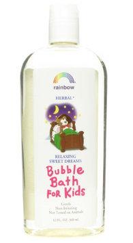 Rainbow Research Organic Herbal Bubble Bath For Kids Original Scent - 12 fl oz - HSG-102046