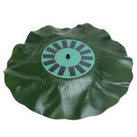 Lotus Leaf Solar Power Fountain Water Pump Kit Garden Pool Pond Water Pump 1.4W