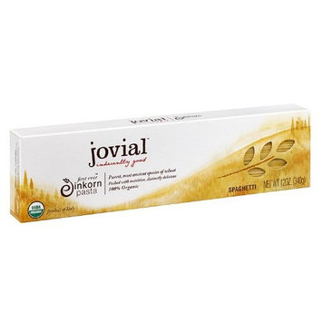 Jovial Foods Einkorn Pasta, Spaghetti, 12 Ounce [Spaghetti]