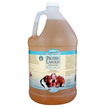 Bio-Groom Protein Lanolin Pet Conditioning Shampoo, 5-Gallon