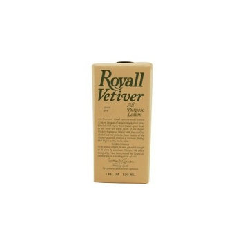 Royall Vetiver By Royall Fragrances For Men Aftershave Lotion Cologne Spray 4 Oz