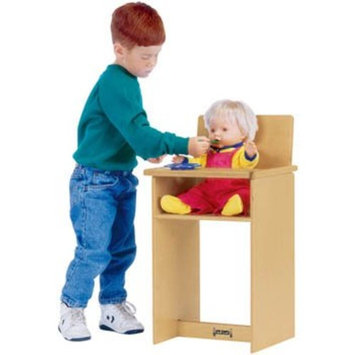 Jonti-Craft 0495JC Doll High Chair
