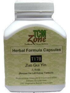 Zuo Gui Yin 100 vcaps by TCMzone