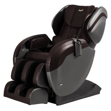 OSAKI TW-Pro 3 Massage Chair with Full Body L-Track Massage in Brown