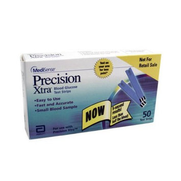 Medisense/abbott Precision Xtra Diabetic Test Strips (Box of 100)