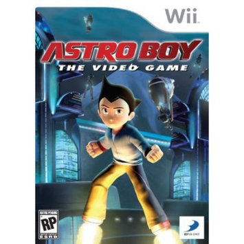D3 Publisher Of America Astro Boy: The Video Game (used)