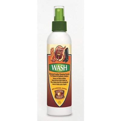 Leather Therapy Motorsport Leather Wash - Advanced Cleaning Formula 8 oz Pump