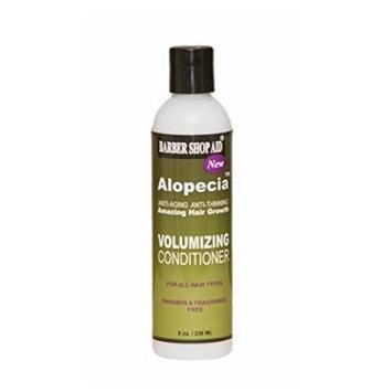 Barber Shop Aid Alopecia Anti-Thinning Anti-Aging Volumizing Conditioner 8 oz
