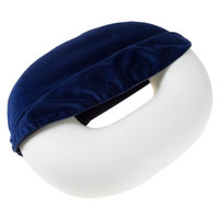 Trademark Global Games Donut Seat Cushion With Memory Foam, Comfort Support Pillow For Back Pain, Tailbone, Pregnancy, Prostate, Surgery, And Post Natal Relief By Bluestone