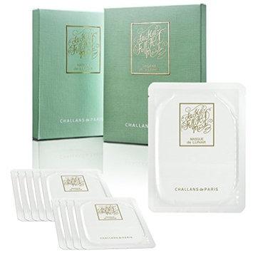 CHALLANS de PARIS MASQUE de LUNAR Premium sheet mask (a box of 10)
