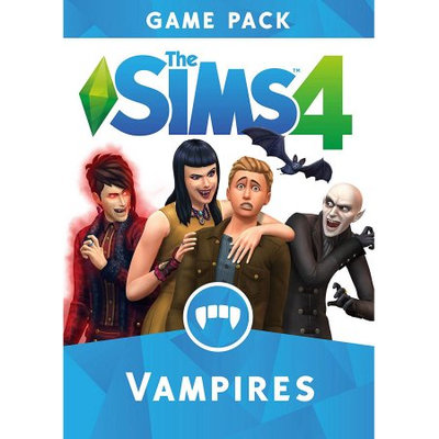 Electronic Arts The Sims 4 Vampire Game Pack - PC Game - Email Delivery