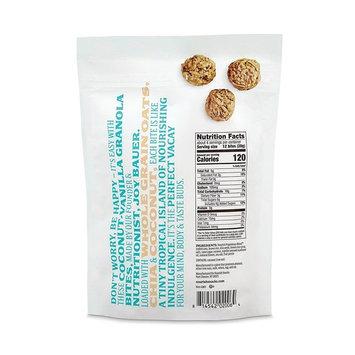 Nourish Snacks Chewy Granola Bites 4oz (Coconut Vanilla)
