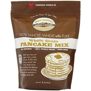 Wheat Montana Mix Pancke 100% Whl Wht