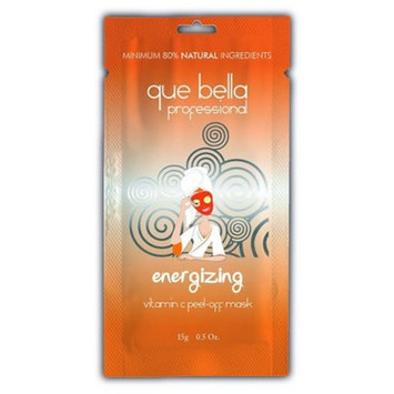 Que Bella Professional Vitamin C Peel-Off Mask 0.5 Oz