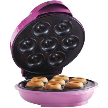Brentwood Appliances Mini Donut Maker Kitchen Accessory - Brownie Muffin Or Cake Treat Cooker