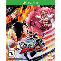 Namco One Piece: Burning Blood - Pre-Owned (Xbox One)