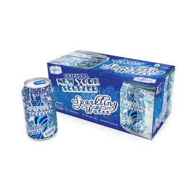 Original New York Seltzer Sparkling Water, Original, 12 Fl Oz (Pack of 8)