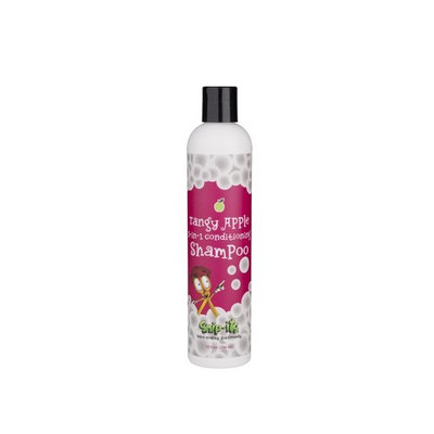 Snip-its Daily Kids Tangy Apple 3-in-1 Conditioning Shampoo & Body Wash (Tangy Green Apple, 10 oz Bottle) – Natural Botanical Extracts – Cruelty-Free – Renewable Sources, Made in USA