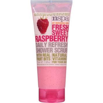 NSPA Fresh Sweet Raspberry Daily Refresh Shower Scrub, 7.6 fl oz