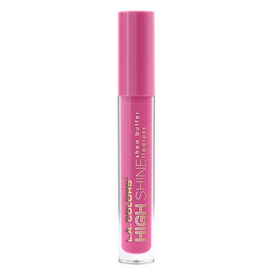 LA Colors High Shine Lipgloss, Hyper, 1 Oz