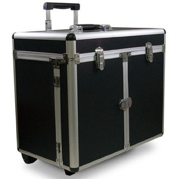 Hairart Aluminum Beauty Case with Trolley and Trays (79156)