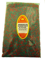 Marshalls Creek Spices Refill Pouch Sprinkles Christmas Seasoning, 10 Ounce