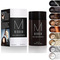 SG Best Quality Hair Building Fibers Natural Hair Loss Concealer for Men and Women 0.87oz -