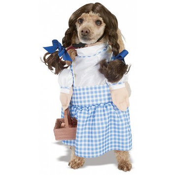 Spirit Rubies Costumes Wizard of Oz Dorothy Dog Costume