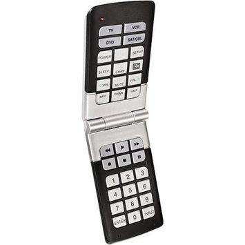 Philips SRU4050/17 Universal Compact Remote (Silver/Black)