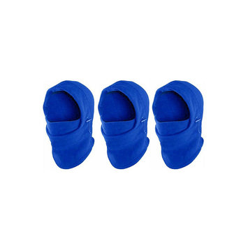 3Pack/Adjustable Fleece Cover-Up Ski Mask