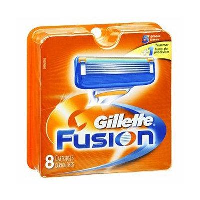 Gillette Fusion Refill Razor Blade Cartidges, 8 Ct.